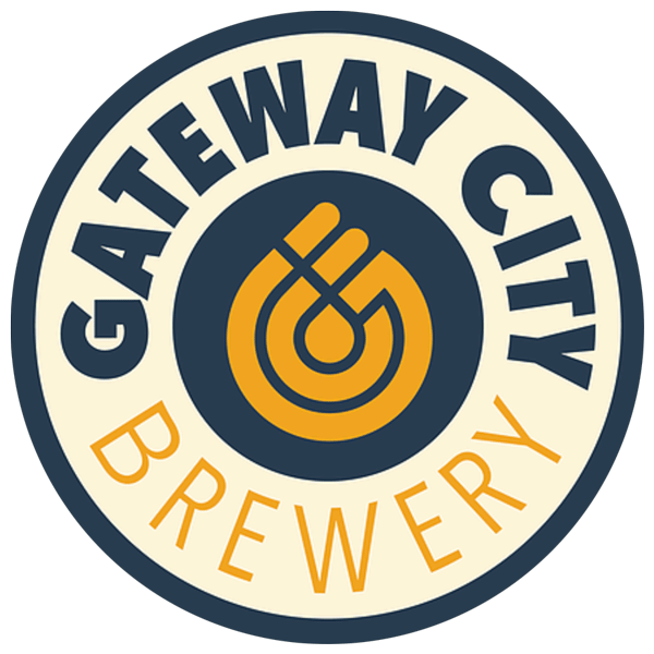 Logo of the Gateway City Brewery